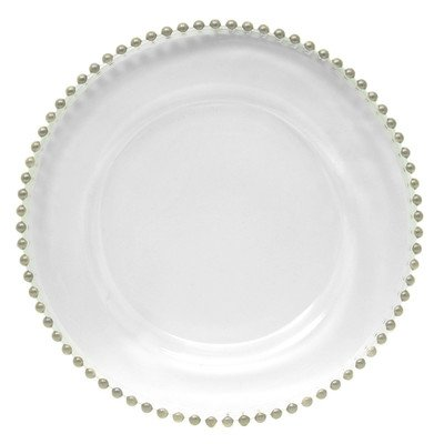 chargeit-by-jay-turkish-glass-silver-beaded-charger-plate-set-of-4