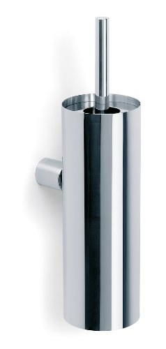 Blomus Wall-Mounted Toilet (Line Stainless Steel Spare Toilet)