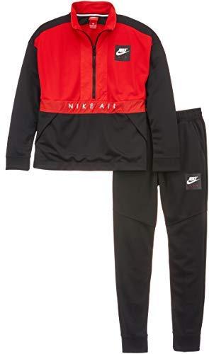 74579391b2497 Nike - 892474-010 - Survêtement - Garçon - Rouge/Noir (Black ...