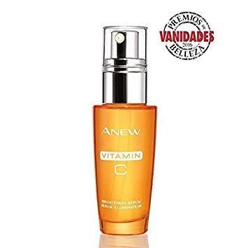 - Avon Anew Vitamin C Brightening Serum 1.0 Fl Oz
