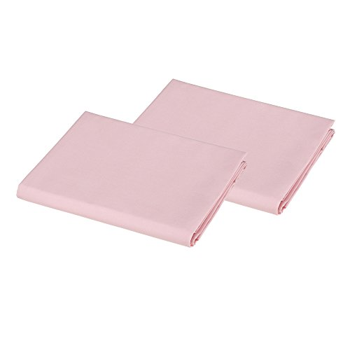 American Baby Company 2 Pack 100% Cotton Value Jersey Knit Cradle Sheet - Pink