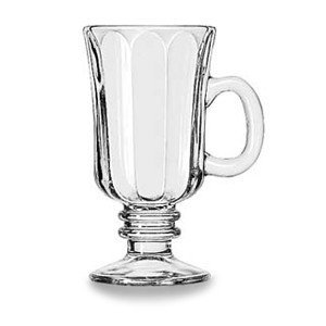 Libbey 8.25 Oz Irish Coffee W/Optic (5294) 24/Case