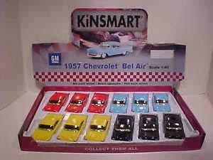 y Bel Air Coupe Die-cast Car 1:40 5 inch ()