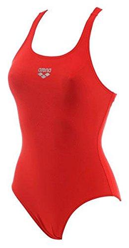 03190754bf48 Arena MALTOSYS One Piece, Red, Damen Badeanzug - Women swimsuit, 38 ita -