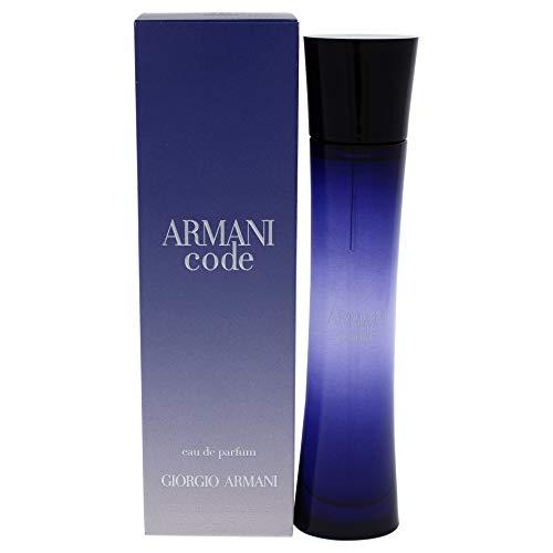 Giorgio Armani Code for Women Eau De Parfum Spray, 1.7 Fl Oz