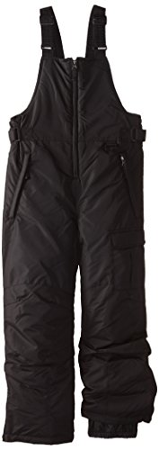UPC 888282064893, Arctic Quest Big Boys' Essential Ski and Snow Bib, Black, 12/14