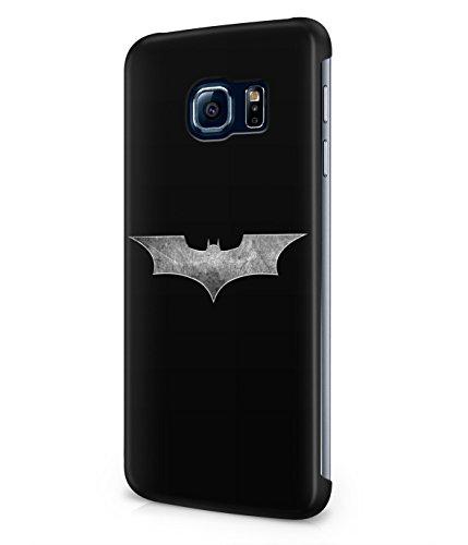 Batman The Dark Knight Rises Logo Plastic Snap-On Case Cover Shell For Samsung Galaxy S6 EDGE