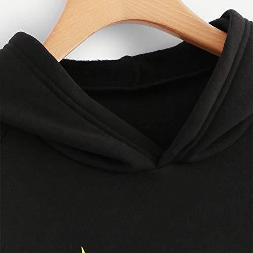 Pour Rond Unie Décontractés De Couleur Col Halloween shirt Longues T Sport Femmes Veste Manches Amuster Et Vêtements À Vert 8Zavq