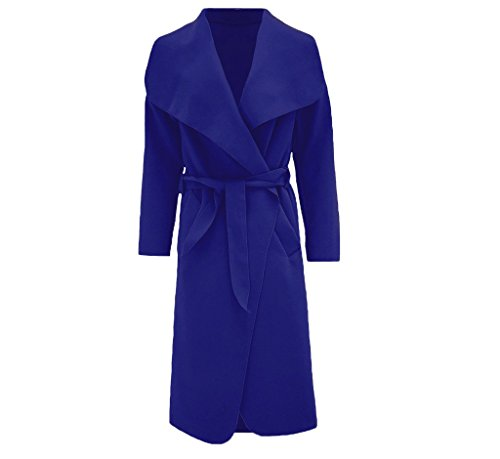 Manteau Marine Fashion Femme Bleu Hina gFqz6wn