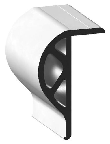 Taylor Made Products 46031 Dock Pro 10' P-Shape Marine Vinyl Dock Edge