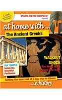 Read Online The Ancient Greeks (At Home With...) ebook