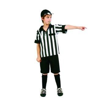 Referee Boy Child Costume Size 12-14 X-Large