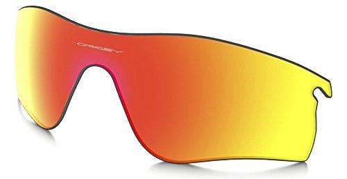 Oakley 101-141-024 Unisex Radarlock Path Sunglasses Repl Lens, Ruby Iridium