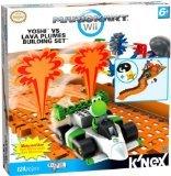Knex Mario Kart Wii Building Set 38466: Yoshi vs Lava Plumes