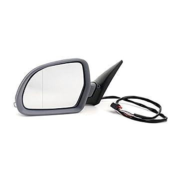 Espejo retrovisor izquierdo, se puede pintar, SKODA OCTAVIA (1Z) Año de Construcción 01/09 de: Amazon.es: Coche y moto