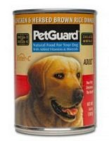 Petguard Dog Adult Chkn Rice Hrb