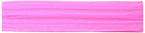 ASICS Illusion Headband, Knockout Pink, One Size