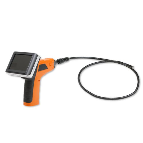 plumbing camera endoscope wireless waterproof plumbing sewer inspection camera(Shaft Diameter 17mm)