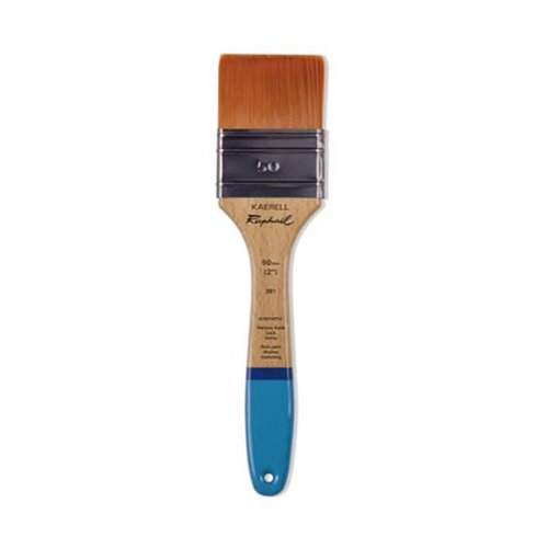 Flat Varnish Brush (Raphael Flat Kaerell Varnish Brush 50)