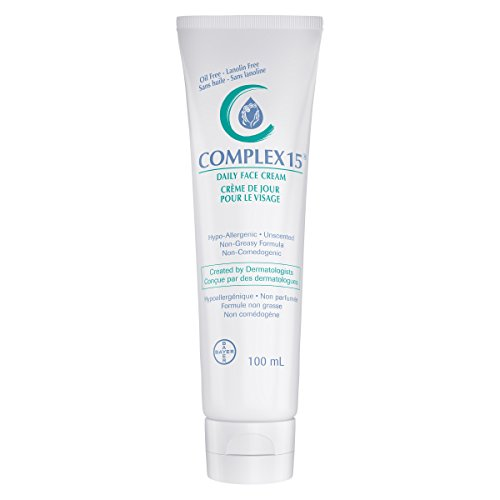 100 Ml Face - Complex 15 Daily Face Cream 3.4 Ounce (100ml)