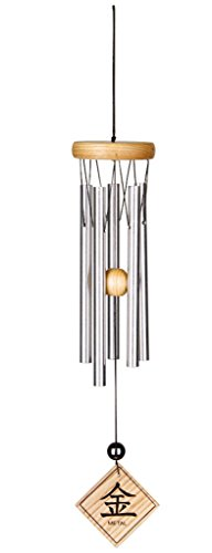 Woodstock Chimes Elements, Metal- Eastern Energies Collection