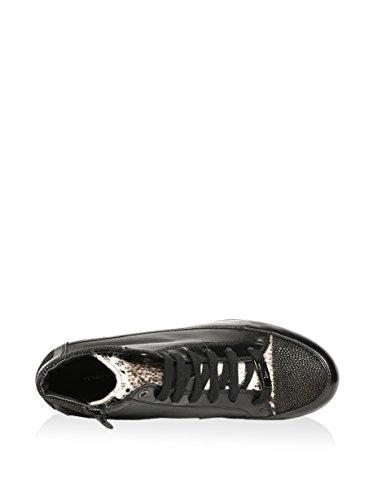 Tosca Blu Zapatillas Abotinadas Negro EU 40