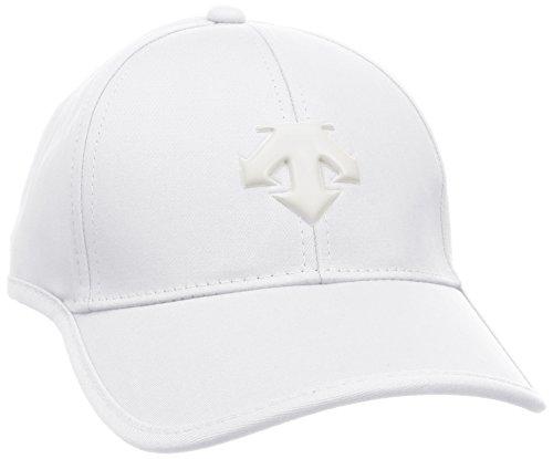 [데상트 데쌍트] 캡 모자 DGBLJC00 맨즈  블랙/화이트/네이비 남성용