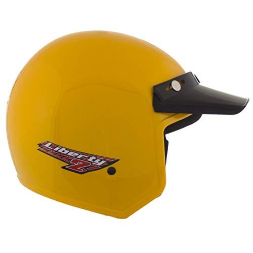 Pro Tork Capacete Liberty Two 56 Amarelo