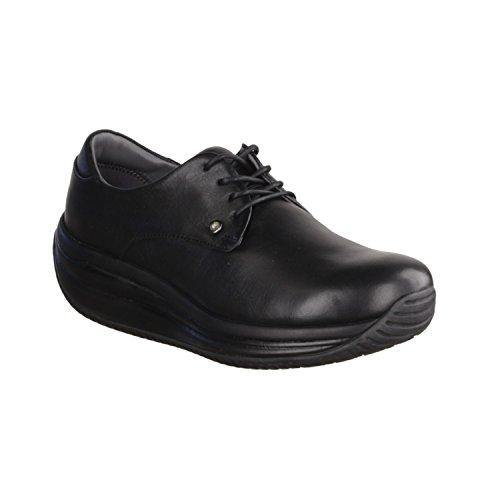 Joy Womens Montreux Walking Shoe, Nero