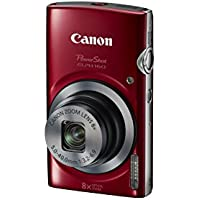 Canon PowerShot ELPH 160 (Red)