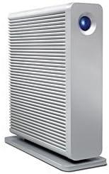 LACIE d2 Quadra HDD 1TB eSATA/FW800/FW400/USB2 301442J