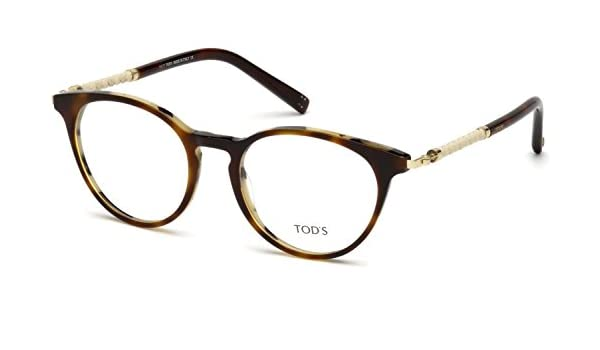 4dcba073b3d5 Eyeglasses Tod's TO 5184 056 havana/other at Amazon Men's Clothing store: