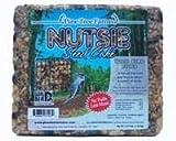 Pine Tree 7003 Nutsie Seed Cake, 2.5-Pound, My Pet Supplies