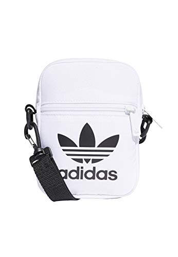 adidas Fest Bag Tref Sports Backpack, Unisex Adulto, White, NS