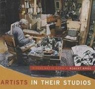 Artists in Their Studios: Where Art is Born ebook