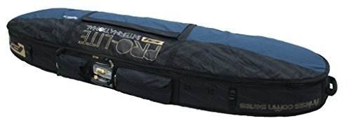 (Pro-Lite Finless Coffin Surfboard Travel Bag Double 7'0)