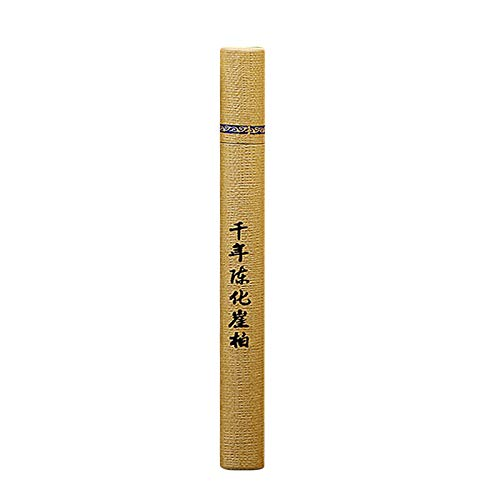 (YAGE Sandalwood Natural Summer Essential Home 21cm Aroma Incense for Detering Mosquito Cleaning The Air)
