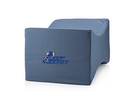 Sleep Jockey Premium Therapeutic Grade Leg   Knee Pillow  Blue