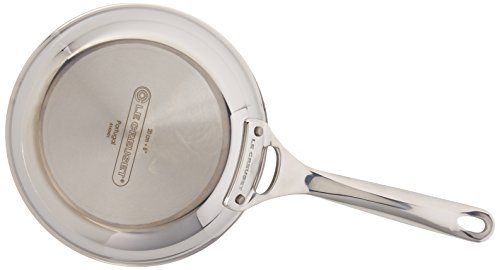 Le Creuset Tri-Ply Stainless Steel Nonstick Frying Pan, 8-Inch by Le Creuset (Image #2)