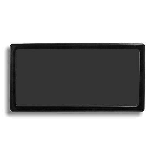 DEMCiflex Dust Filter for Corsair Vengeance C70, Top, Black Frame/Black Mesh by DEMCiflex