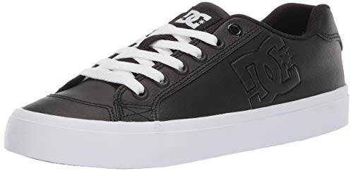 DC Women's Chelsea Plus SE Skate Shoe Black 8.5 M US