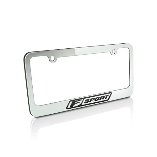 Nissan Rogue Chrome Plated Brass Metal License Plate Frame Holder Tag