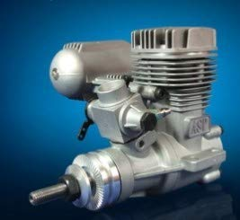 DishyKooker ASP 2 Stroke S52A / S52AII Engine 52 Grade for RC Airplane Show