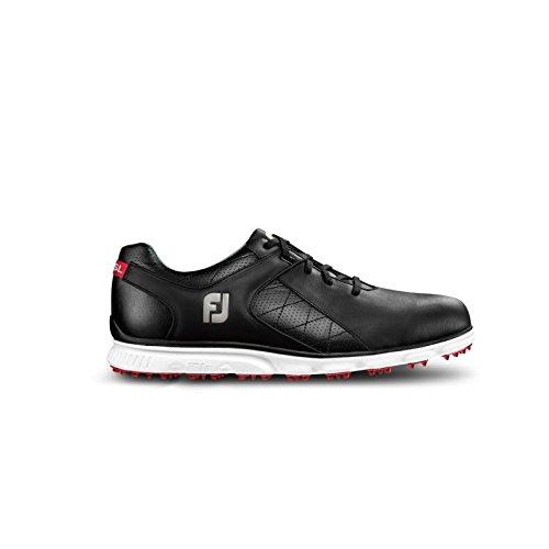 FootJoy Men's Pro/SL Golf Shoes B01JJ61UHM 8.5 Wide US|Black