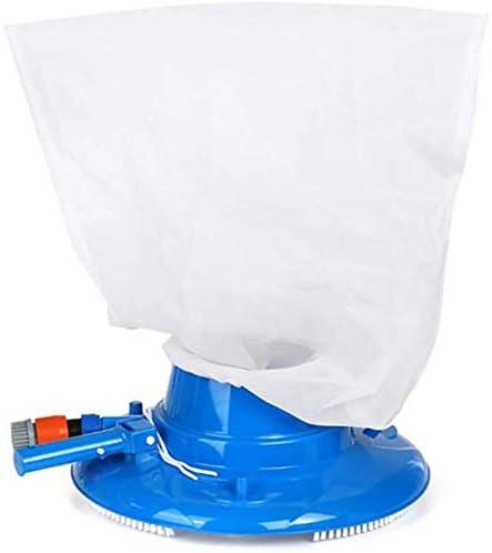LITI Reinigungsbürste Reinigen Zubehör Schwimmbad Saugkopf Reinigungsbürste Für Saugkopf Schwimmbadreinigungswerkzeug für kleine Schwimmbäder Teiche Whirlpools