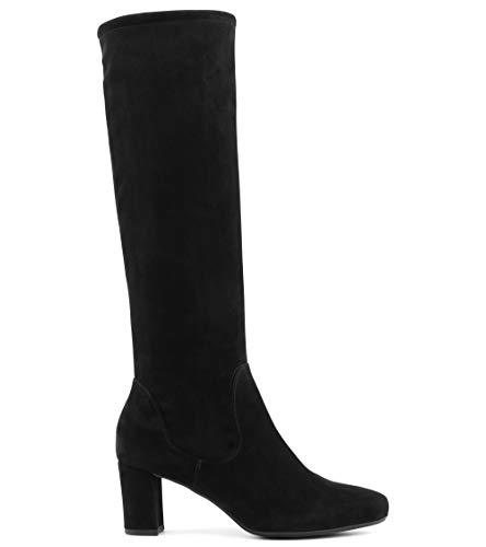Cerrada Zapatos De Mujer Con Negro Punta Kaiser Tacón Peter OxqYZwO