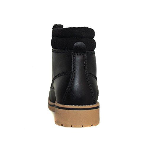 Refresh 62200, Zapatillas de Estar por Casa para Mujer Negro - negro (Negro)