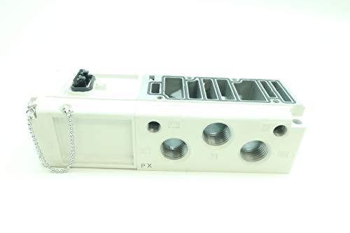 SMC VQ5000-PW-04 SUBPLATE Valve 1/2IN NPT