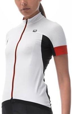 Giordana Womens Body Clone FR-Carbon Short Sleeve Cycling Jersey GI-S1-WSSJ-FRCA