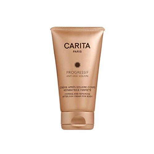 (Carita Progressif Repairing And Firming After-Sun Cream For Body, 5 Ounce)